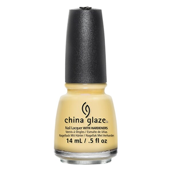 China Glaze Lemon Fizz 14ml