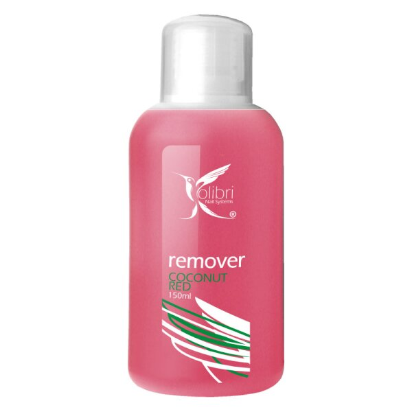 Kolibri Remover Coconut Red 150ml