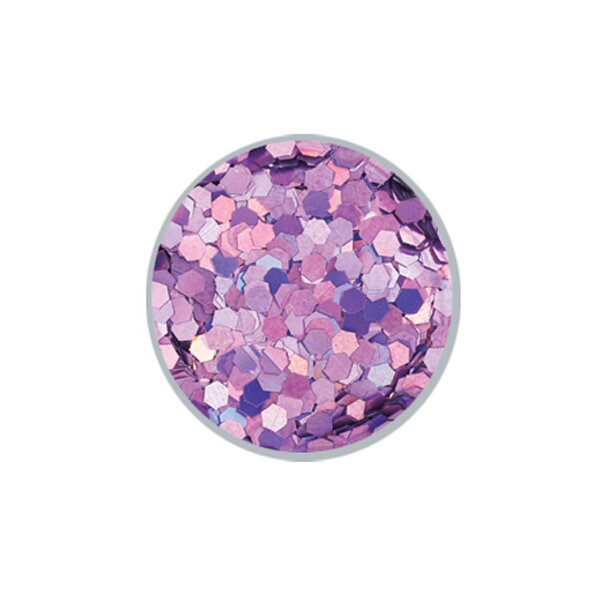 Glitter Hexagon 3mm #084 - 5g