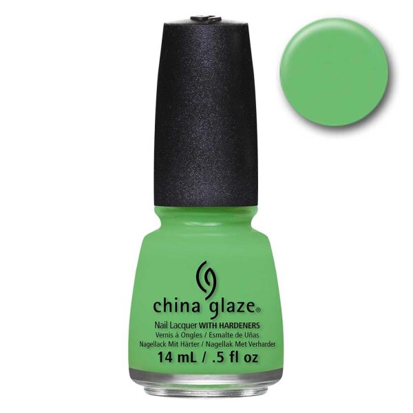 China Glaze Be More Pacific 14ml