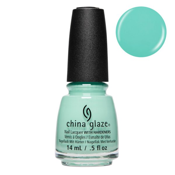 China Glaze Too Much Good Fling 14ml
