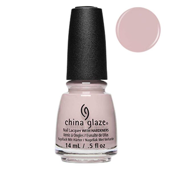 China Glaze Throwing Suede! 14ml